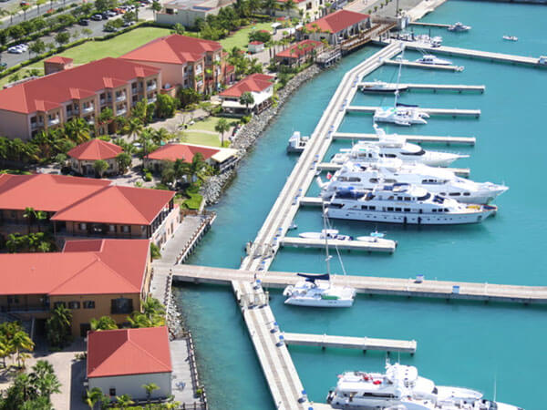 Yacht Haven St. Thomas