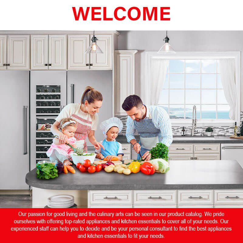 Welcome to La Cuisine Appliances